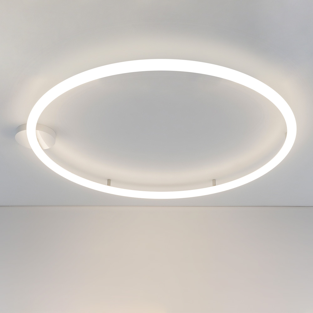 Alphabet Of Light Linear Circular Wall Ceiling