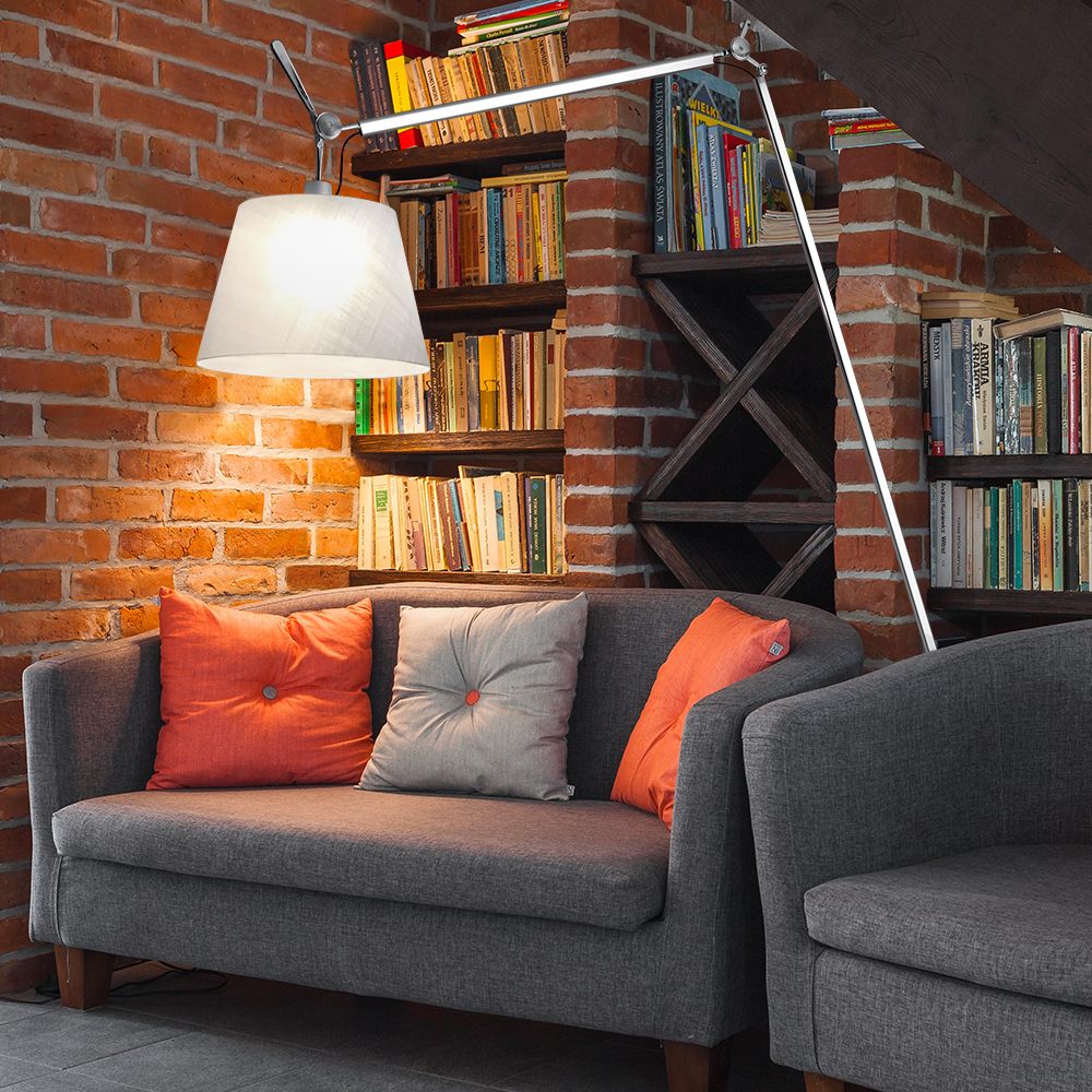 Tolomeo Maxi Floor Inspiration Materials And