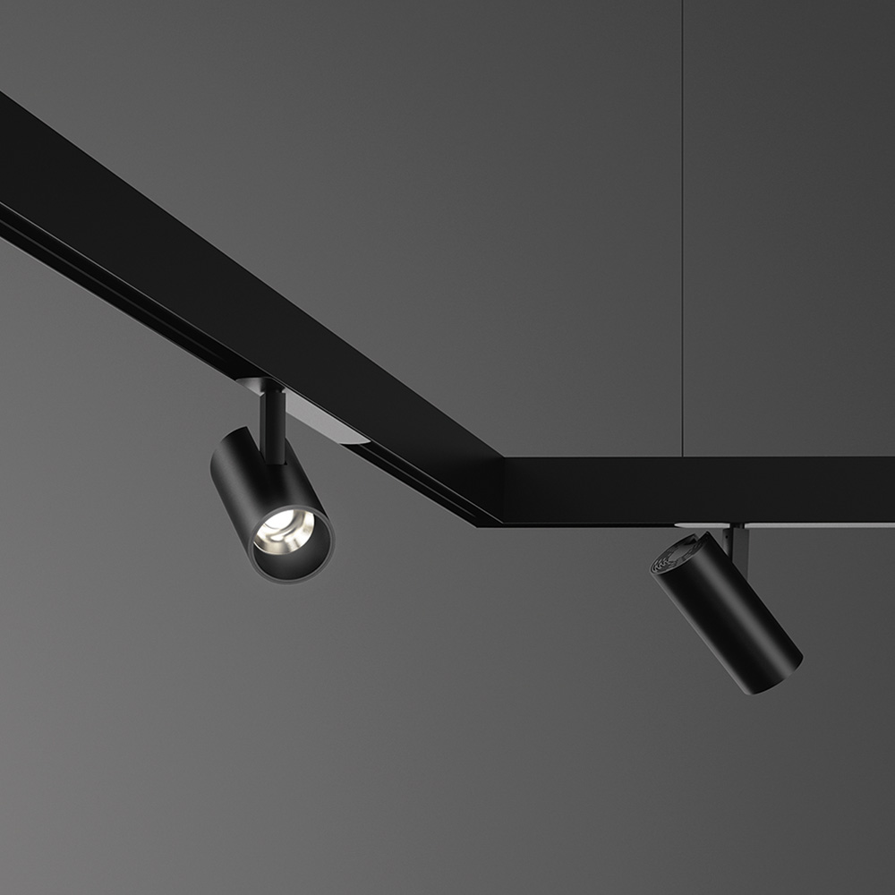 Vector Magnetic Track Systems Inspiration Materials And Technologies Artemide North America