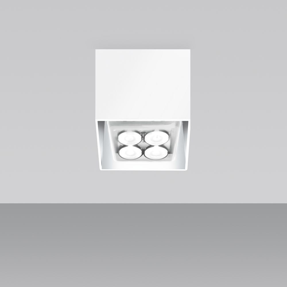 UNA PRO 75 SURFACE Ceiling - Inspiration, materials and