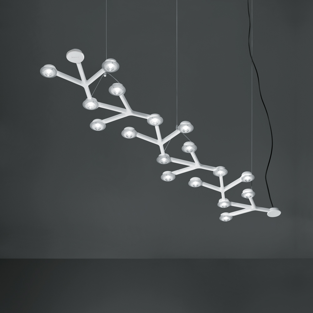 Led Net Suspension Inspiration Materials And