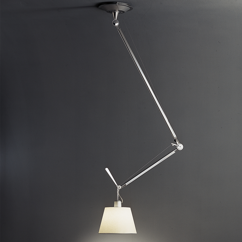 tolomeo decentr e shade suspension inspiration mat riaux. Black Bedroom Furniture Sets. Home Design Ideas