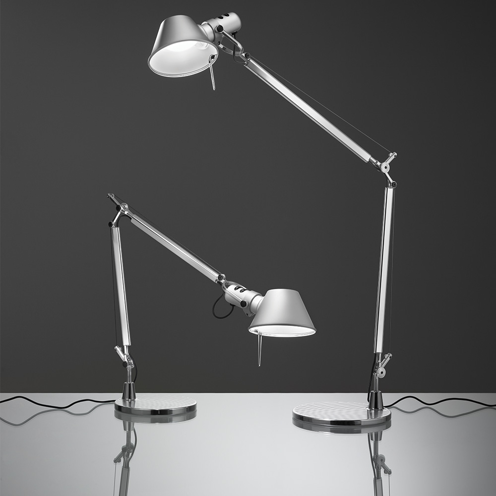 Tolomeo Table Inspiration Materials And Technologies Artemide
