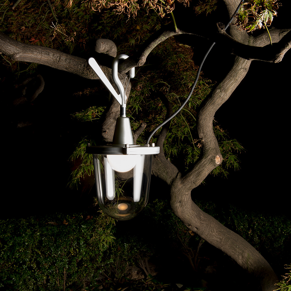 Tolomeo Outdoor Lantern Hook Suspension Inspiration