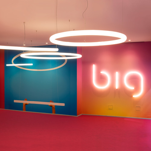 Alphabet Of Light Wall Inspiration Materials And